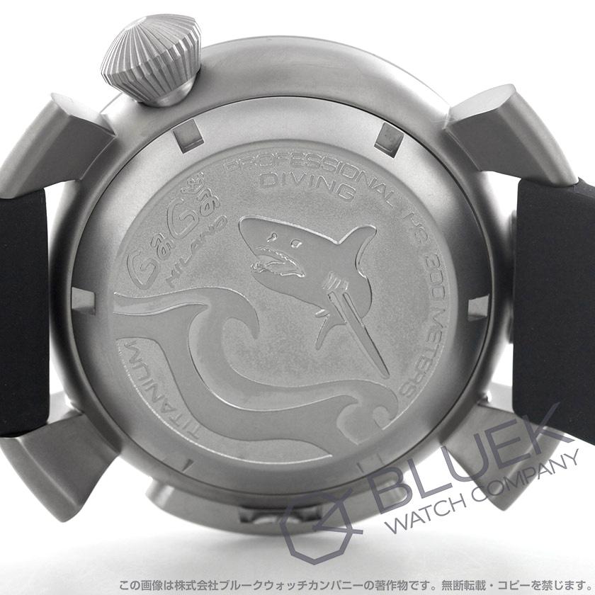 ガガミラノ GaGa MILANOダイビング48MM 300m防水 メンズ 5040.4