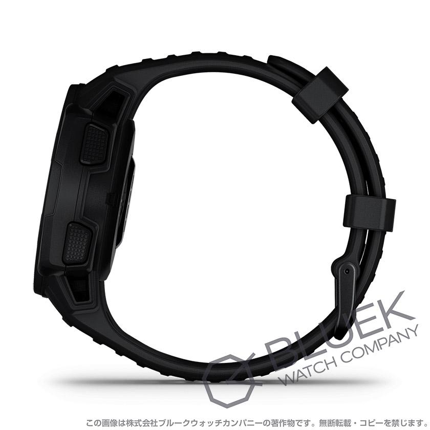 ガーミン インスティンクト デュアルパワー タクティカルエディション ブラック メンズ 010-02293-44