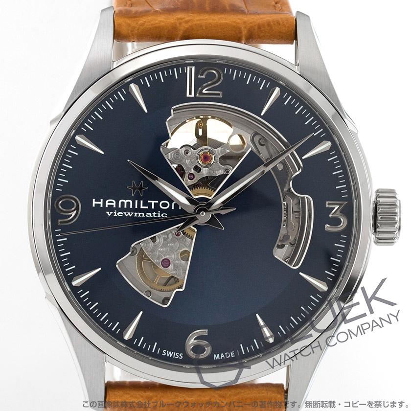 ハミルトン ジャズマスター ビューマチック オープンハート メンズ H32705541
