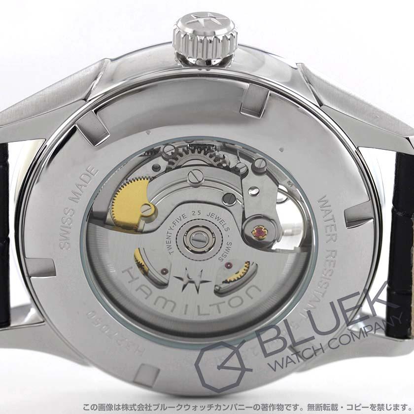 ハミルトン ジャズマスター ビューマチック オープンハート メンズ H32705731