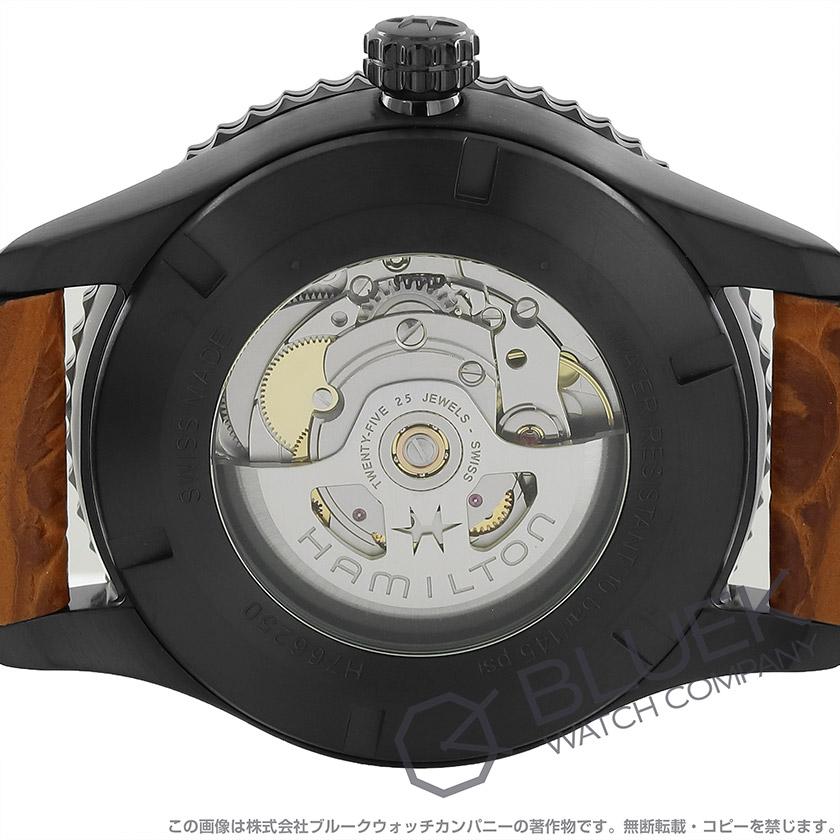 ハミルトン カーキ アビエーション コンバーター オート メンズ H76625530