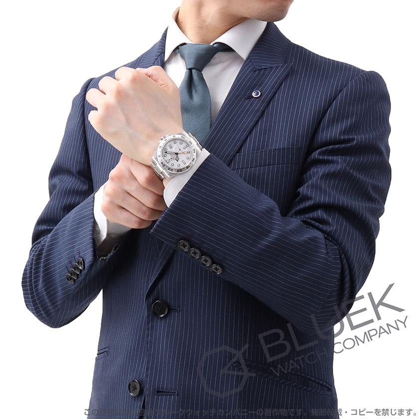 the best attitude 93a8a 47b12 ロレックス Ref.216570 エクスプローラー2 ホワイト: ロレックス ...