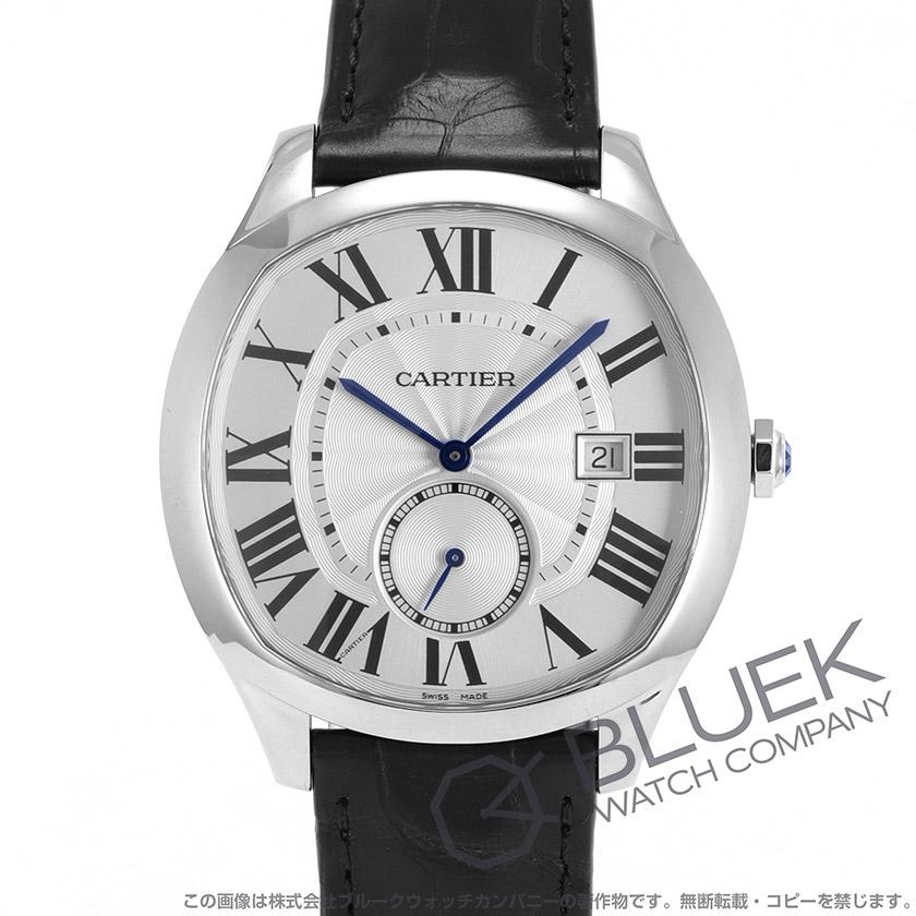 カルティエ Cartierドライブ ドゥ カルティエ アリゲーターレザー メンズ WSNM0004